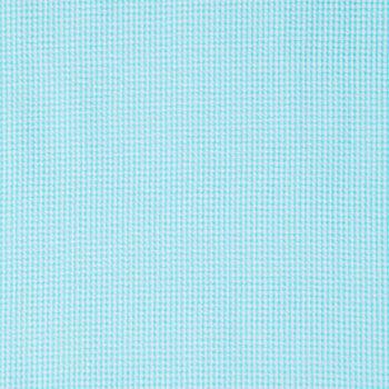 Mint & White Gingham Seersucker Fabric
