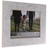 Whitewash Gnarled Wood Look Frame