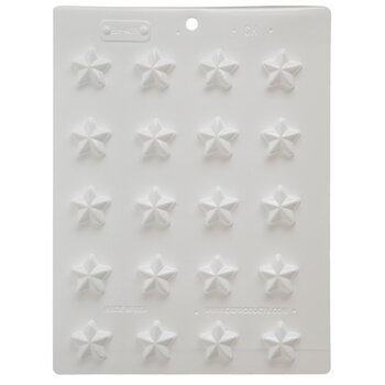 Stars Candy Mold