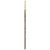 Golden Taklon Shader Paint Brush - Size 10/0