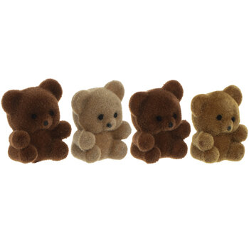 Miniature Brown Teddy Bears