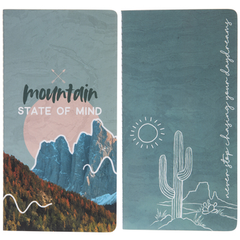 Mountain State Of Mind Journals