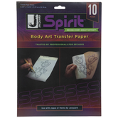 Body Art Transfer Paper
