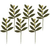 Olive Branch Sprig Embellishments