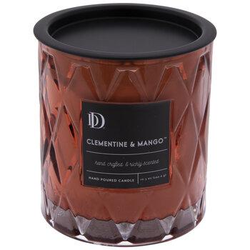 Clementine & Mango Jar Candle