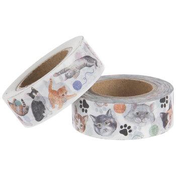 Cat Washi Tape