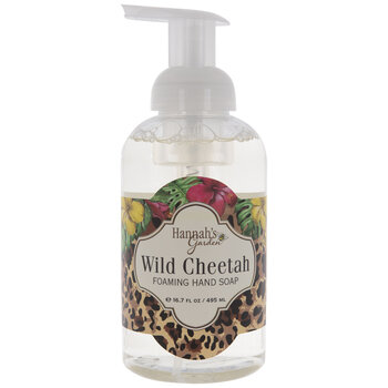 Crisp Floral Foaming Hand Soap