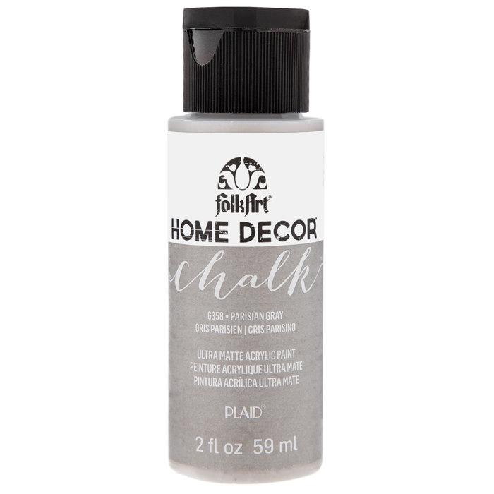 Parisian Gray Home Decor Chalk Paint Hobby Lobby 80751211