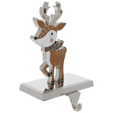 Reindeer Stocking Holder