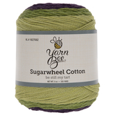 Yarn Bee Sugarwheel Cotton Yarn