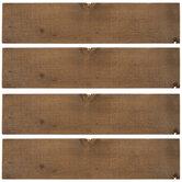 Brown Natural Weathered Wood Bundle