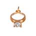 Engagement Ring Charm