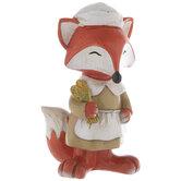 Pilgrim Fox Holding Wheat