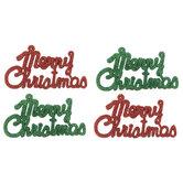Mini Merry Christmas Signs