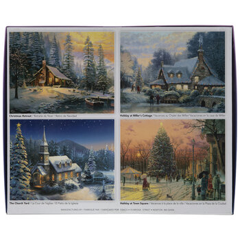 Christmas Retreat Puzzles