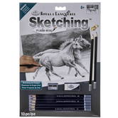 Running Free Sketching Made Easy Kit