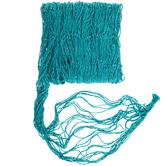 Turquoise Fishing Net
