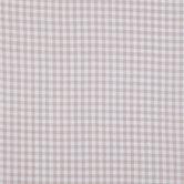 Gray Gingham Homespun Cotton Calico Fabric