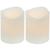 White LED Candles