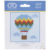 Up Up & Away Diamond Art Starter Kit