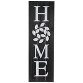 Home Plank Wood Wall Decor