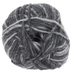 White & Gray Yarn Bee Stripe Hype Yarn