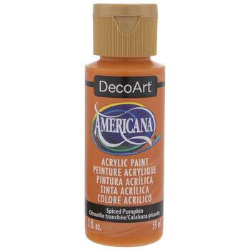 Spiced Pumpkin Americana Acrylic Paint