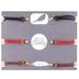 Black, Brown & Red Connector Bracelets