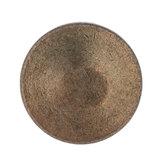 Antique Bronze Flat Knob
