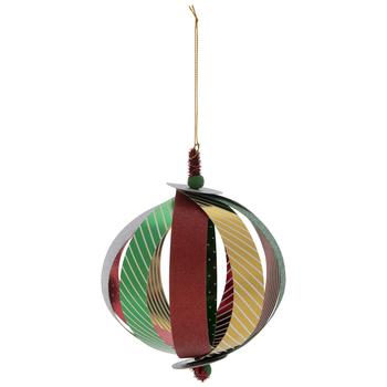 Paper Strip Ball Ornament Craft Kit