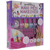 Sparkling Mani Pedi Makeover Kit