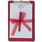 Joy Mini Clipboard & Pad