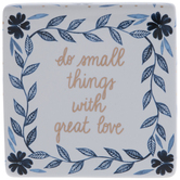 Small Things Great Love Decor