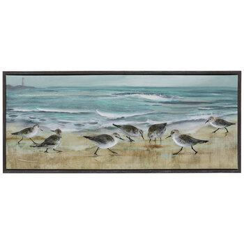 Sea Birds Canvas Wall Decor