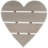 Pallet Heart Wood Wall Decor