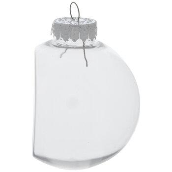 Flat Back Ball Ornaments