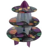 Rocket Cupcake Stand