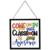 Awesome Classroom Framed Wall Decor