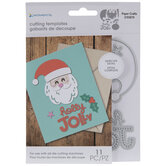 Holly Jolly Santa Dies