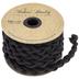 Black Braided Rope