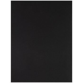 "Black Canson Colorline Paper - 19 1/2"" x 25 1/2"""