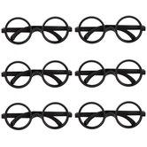 Black Round Eye Glass Frames