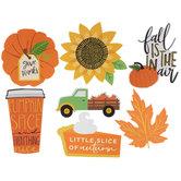 Little Slice Of Autumn Stickers