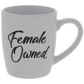 Female Owned Mug