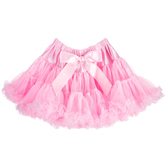 Light Pink Tulle Pettiskirt