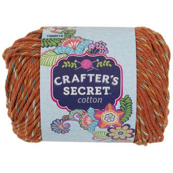Auburn Clay Crafter's Secret Cotton Yarn