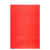 "Red Foam Sheet - 12"" x 18"" x 2mm"