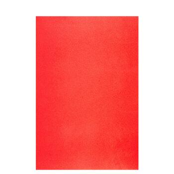 "Red Foam Sheet - 12"" x 18"" x 2mm"