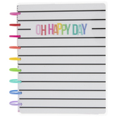 Oh Happy Day Happy Planner - 12 Months