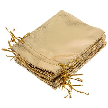 Metallic Favor Bags